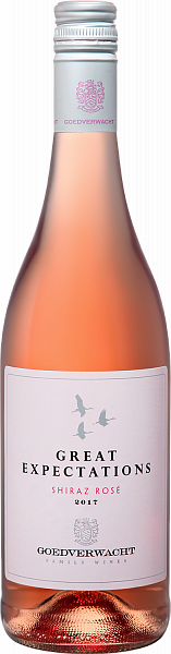 "Goedverwacht Family Vines ""Great Expectations"" Shiraz Rose,  0.75л"