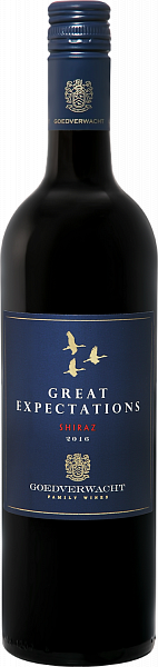 "Goedverwacht Family Vines ""Great Expectations"" Shiraz,  0.75л"
