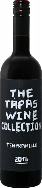 The Tapas Wine Collection Tempranillo Jumilla DO Bodegas Carchelo, 0.75л