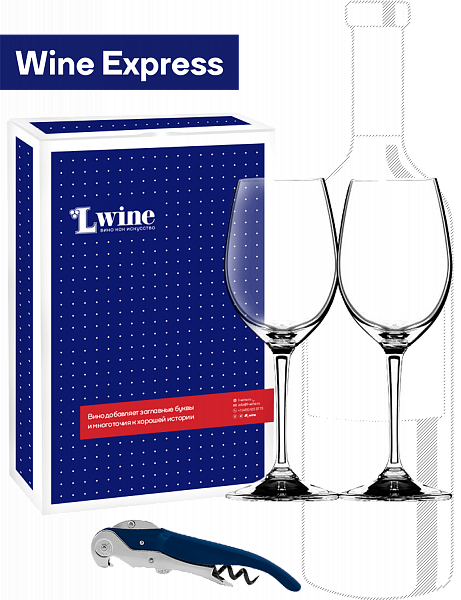 Wine Express wine accessories set