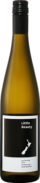 Little Beauty Dry Riesling Marlborough,  0.75л